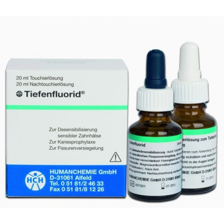 Tiefenfluorid 20ml+20ml